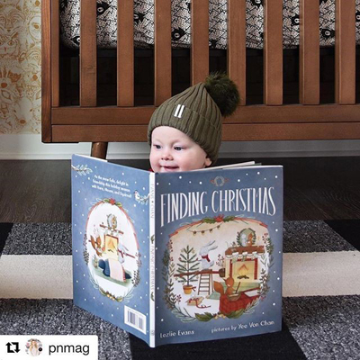 Baby and Finding Christmas